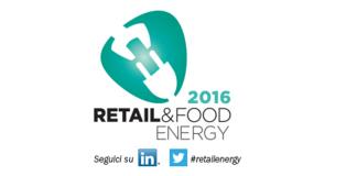 RETAIL & FOOD ENERGY 2016 IIR MILANO